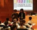 """Gli studenti delle Cremonini-Ongaro, Villa Torchi e Marsili raccontano la loro idea dei diritti nel progetto """"Kids take over"""" di Unicef. La Garante interviene anche al consiglio comunale di Bologna"""