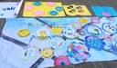 In piazza Matteotti erano presenti molti bambini con cartelli e palloncini colorati