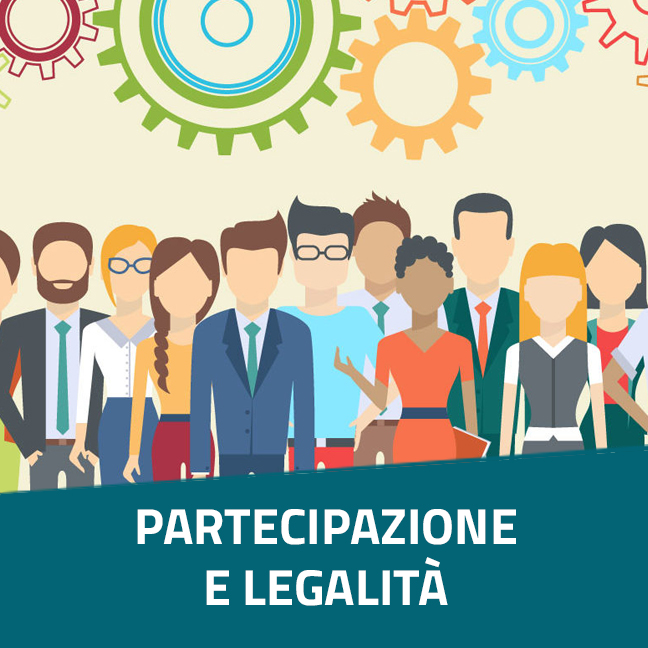 Partecipazione e legalità
