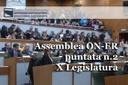 Assemblea ON-ER, i sette gruppi del nuovo parlamentino regionale (2^ puntata X Legislatura)