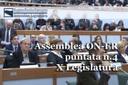Assemblea ON-ER, ridotti i costi di presidenza e UP, da sei a cinque commissioni (4^ puntata X Legislatura)