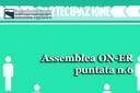Assemblea ON-ER, progetto di legge alle Camere per il voto ai sedicenni e partecipazione (6^ puntata 2014)