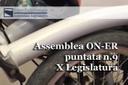 Assemblea ON-ER, il lavoro priorità della X Legislatura e abbonamento bici/treno con sconto (9^ puntata X Legislatura)