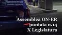 Assemblea ON-ER, allarme furti, no chiusura ospedali Novafeltria e S.Arcangelo (RN). Referendum fusione Granaglione-Porretta (14^ puntata X Legislatura)