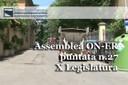 Assemblea ON-ER, la riforma della gestione dei rifiuti è legge (27^ puntata X Legislatura)