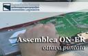 Assemblea ON-ER, settimanale tv: SOS imprese, femminicidi e partecipazione (ottava puntata)