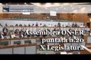Assemblea ON-ER, salvaguardare punti nascita (20^ puntata X Legislatura)