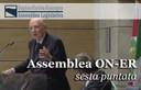Assemblea ON-ER, settimanale tv: Emilia-Romagna anti-mafia, legalità e sisma (sesta puntata)