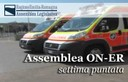 Assemblea ON-ER, settimanale tv: scuola, partecipazione e ricostruzione dopo sisma (settima puntata)