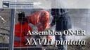 Assemblea ON-ER, settimanale tv: (XXVIII puntata)