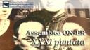 Assemblea ON-ER, settimanale tv: benessere animale, libertà di scelta terapeutica e giornata dei Giusti (XXXI puntata)