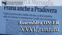 Assemblea ON-ER, settimanale tv: allerta maltempo e progetto trasparenza (XXXV puntata)