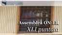 Assemblea ON-ER, settimanale tv: situazione carceraria e turismo (XLI puntata)