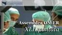 Assemblea ON-ER, pagamenti ai fornitori della sanità, investimenti azzerati per la cultura e sisma Toscana (XLII puntata)