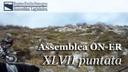 Assemblea ON-ER, 11° rapporto legislazione regionale e rete escursionistica (XLVII puntata)