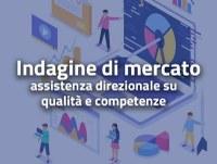 Avviso di indagine di mercato per servizio di assistenza direzionale sulla qualità e competenze