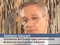Presidente dell'Intergruppo parlamentare di amicizia con il popolo Saharawi