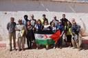 """L'incontro con il presidente della Repubblica Araba Saharawi democratica,Brahim Gali: """"Siamo molto vicini alla vittoria per la nostra battaglia sull'autodeterminazione"""""""