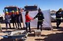 La delegazione emiliano-romagnola ha visitato ancheun dispensario ostetrico a Smara, piccole cooperative di donne dove si produce cous cous e un centro creato dalle donne