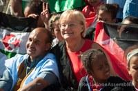 """Accolti in Assemblea 100 """"piccoli ambasciatori di pace"""" Saharawi per due mesi di cure e vacanze"""