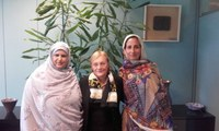 ElGhalia Djimi, una voce dai territori occupati del Sahara occidentale