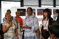 La mostra sulla missione in Saharawi conquista Modena