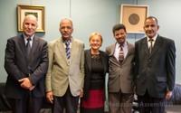 Saliera e Gualmini alla delegazione Saharawi: